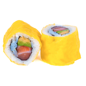 Soja Roll Avocat Saumon